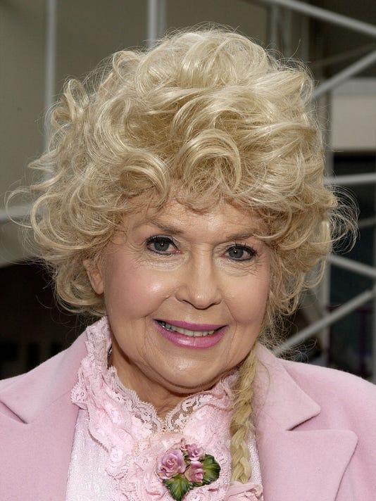 FILE: Actress Donna Douglas Dies At 81