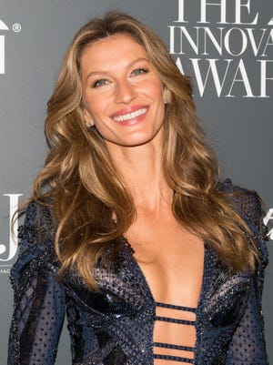 Gisele Bndchen attends the 'Innovator Of The Year' Awards 2013 at The Museum of Modern Art on Nov. 6, 2013 in New York City.