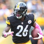 Le'Veon Bell will be eligible to play in Week 4, when Pittsburgh faces Kansas City.