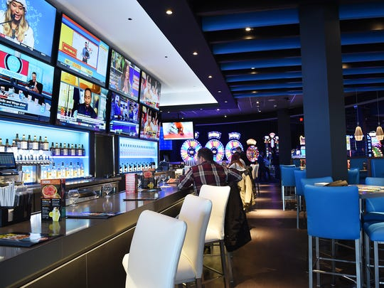 The new Dave & Busters in Wayne opens to the media