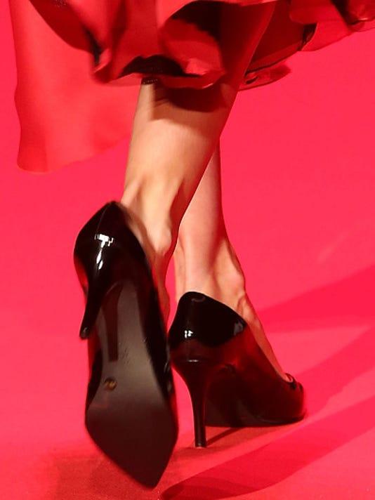 Go Red For Women - Runway - Fall 2015 Mercedes-Benz Fashion Week