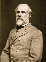 Portrait of General Robert E. Lee, circa 1864