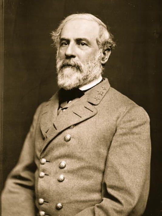 Portrait of General Robert E. Lee, CSA