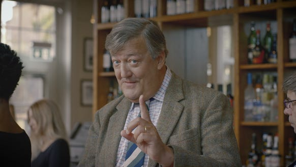 Heathrow Airport has enlisted Stephen Fry to host an