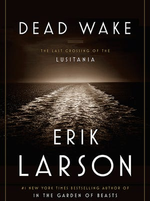 """Dead Wake"" by Erik Larson"