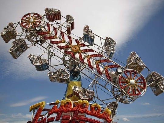 Oregon State Fair, Aug. 22-Sept. 1