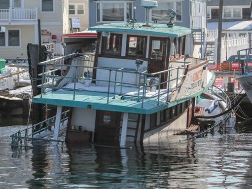 7 things to know for monday for Point pleasant fishing boats