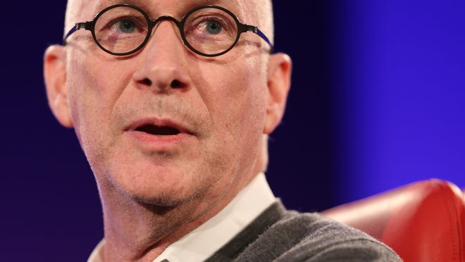 ESPN president John Skipper at Recode Media conference