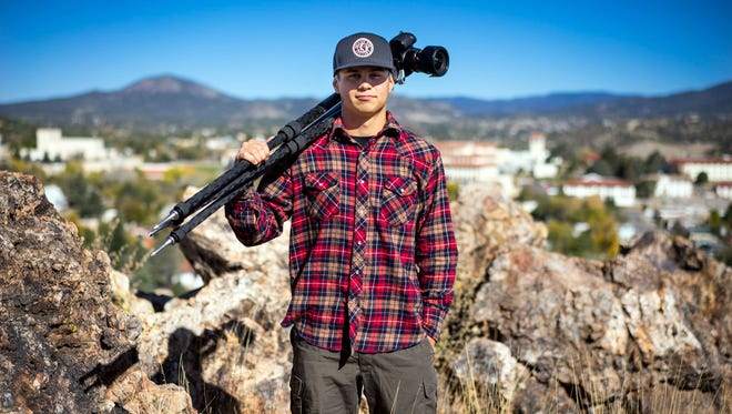 """Chris Theulen, a Western New Mexico University graduate, is receiving wide acclaim for his point of view film titled """"Gila Fight."""""""