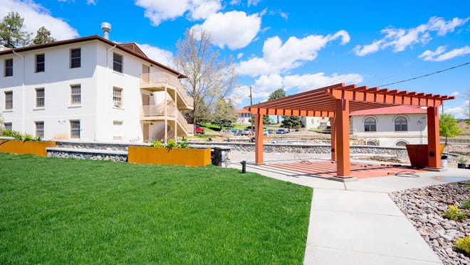 A new pavilion at the Gardens on the WNMU campus will be named after Rep. Dianne Hamilton.