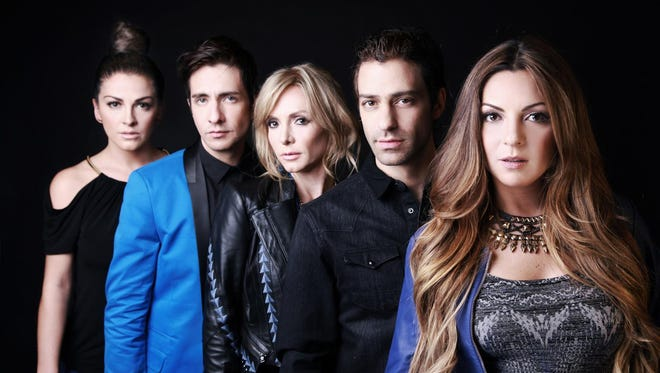 The Mexican pop groups OV7 (pictured) and Kabah are set to perform on Aug. 19 at the Plaza Theatre in Downtown El Paso.