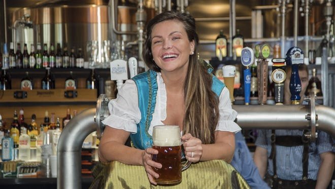 Bavarian Bierhaus is among the breweries celebrating New Year's Eve.
