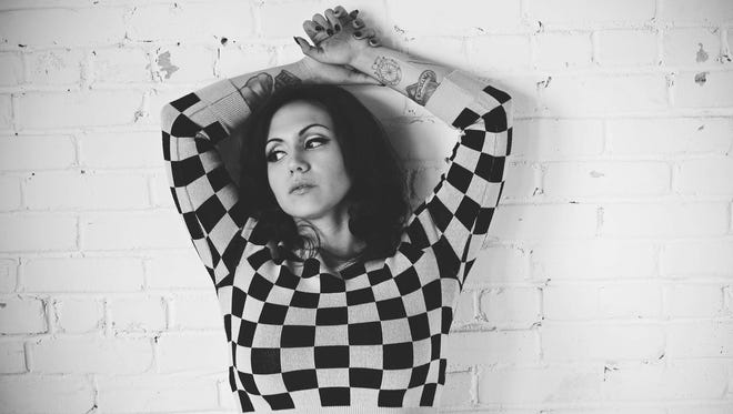 Nina Diaz, the front woman for Girl in a Coma, returns to the House of Rock on Saturday, Feb. 4 to play material from her debut solo album.