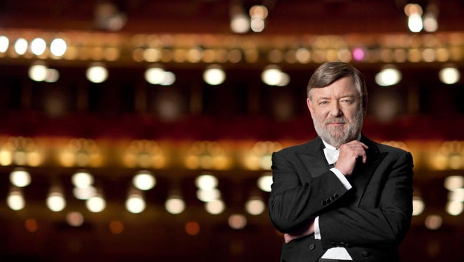 Sir Andrew Davis steps in to conduct the CSO this weekend