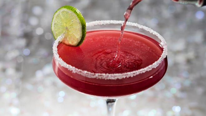 Olive Garden recently added Merry Cranberry, a limited-time only martini, to its menu of holiday cheer.