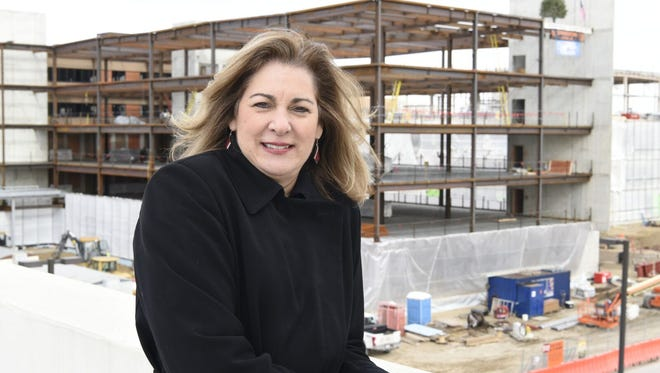 Beaumont President Connie O'Malley said the new emergency center should be open in December, and the project completed by June 2019.