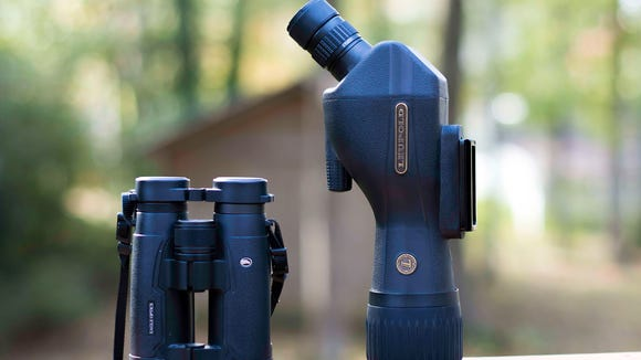 Buying the right optics the first time will make birding easier.