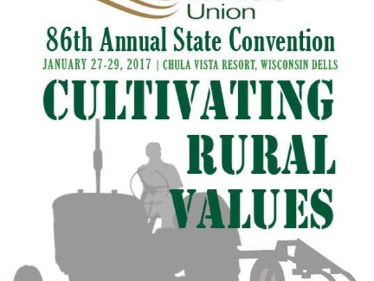 WFU convention logo