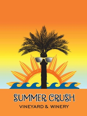 Summer Crush Vineyard & Winery has quite a lineup through the end of the year.
