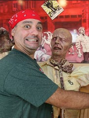 George Formaro's Zombie Burger plays host to a Zombie