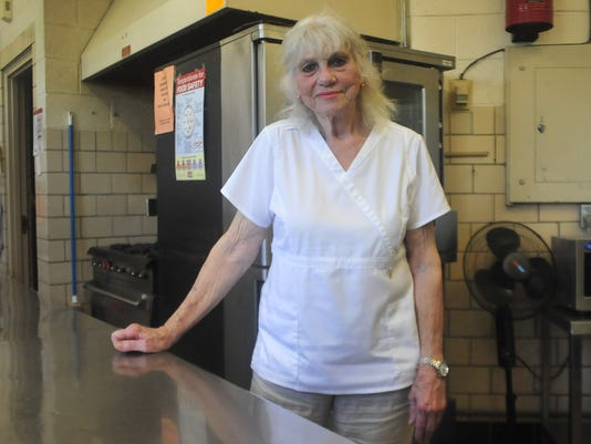 1- Cook for 47 years