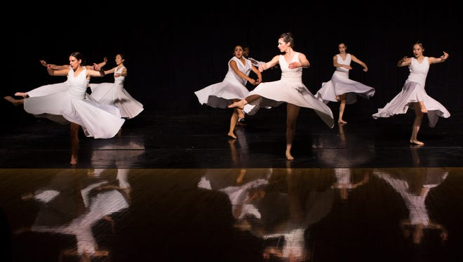 """The Department of Kinesiology and Dance at New Mexico State University will host the """"HUMAN"""" contemporary dance concert. Performances will be held at 7:30 p.m. Friday, Nov. 10, and 2:30 and 7:30 p.m. Saturday, Nov. 11, at Rentfrow Hall on the NMSU campus."""