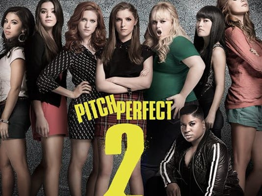 Music Review Pitch Perfect 2