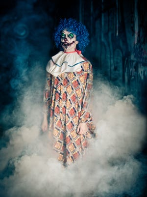 Creepy clown costume sales up 300%, report says.