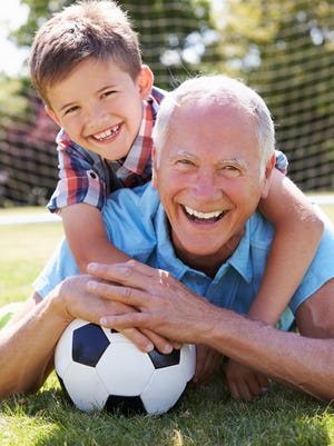 A grandparent's perspective often is the healthier one in youth sports.