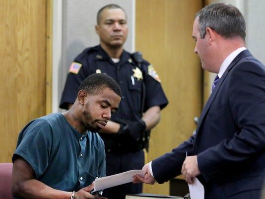 Williams Long Branch murder