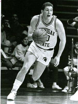 Nearly a quarter-century later, Kirk Manns remains MSU's leader in 3-point field-goal percentage, both career and single-season.