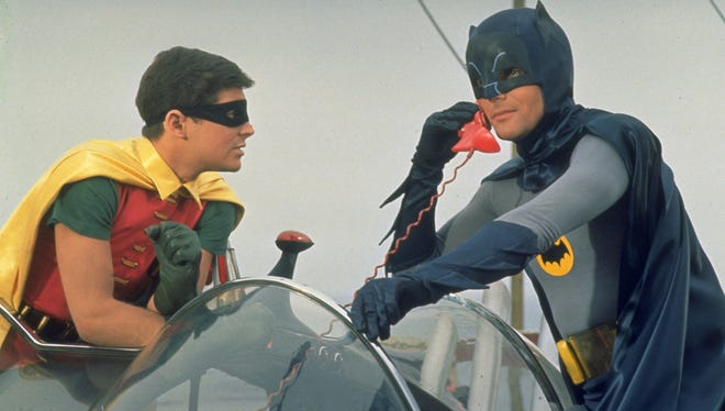 Call your friends: There's finally going to be a home-video release of the classic Batman TV series from the 1960s starring Burt Ward and Adam West.