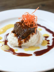 Rusconi: The red wine braised short rib at Rusconi's
