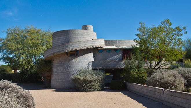 Members of the public are likely to soon be able to tour the David and Gladys Wright House in Phoenix.