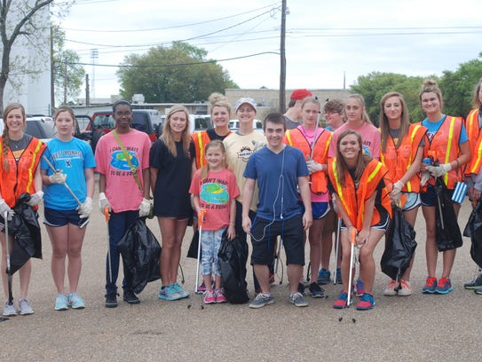 Ouachita Green will host a parish-wide cleanup on Saturday,