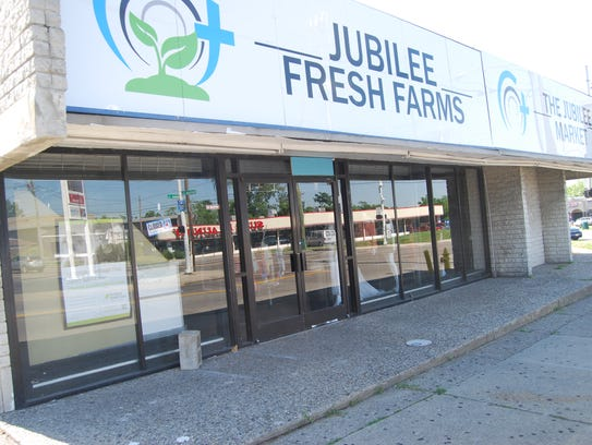 The Jubilee Market, which is located at 2444 Harrison
