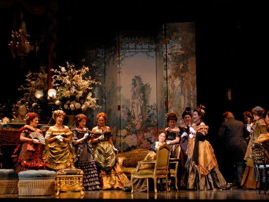 Cincinnati Opera is bringing back its lavish production