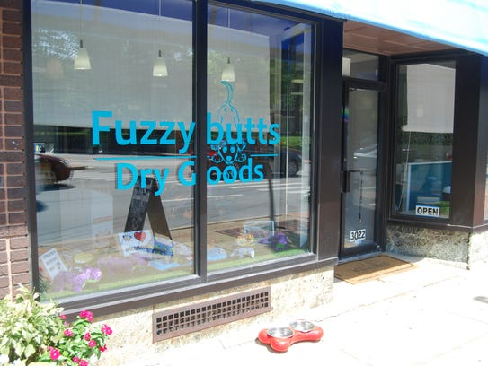 Fuzzybutts Dry Goods opened at 3022 Harrison Ave. in