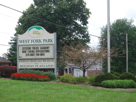 A new playground will be installed at West Fork Park
