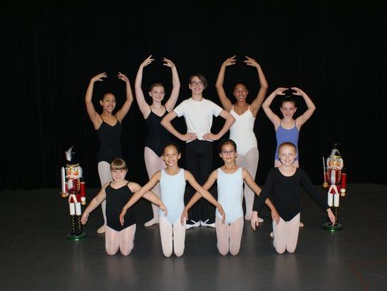 "Sumner County dancers in the 2017 ""Nashville's Nutcracker"""