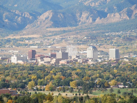 U.S. News & World Report named Colorado Springs, Colo., the second best place to live in the United States.