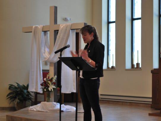 Dr. Carolyn Baxter of Prevea speaks about mental health