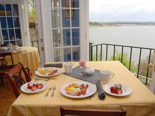 Romantic Bed And Breakfast South Texas