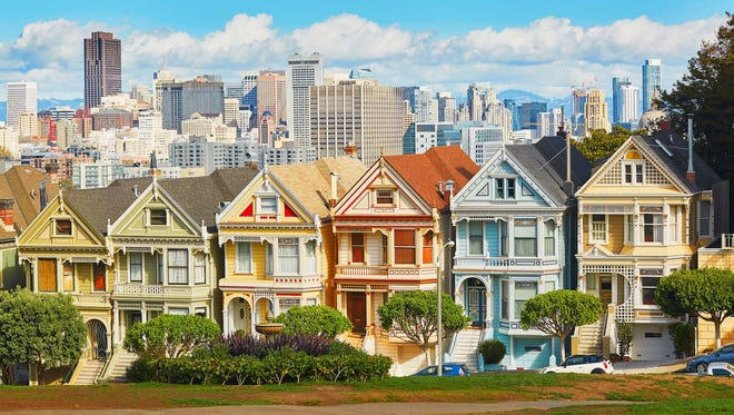 CaliforniaMost expensive housing market: San Francisco CountyMedian home price: $1,087,599Median mortgage payment: $4,395Median household income: $87,701 (State: $67,739)Pct. homes valued $1,000,000+: 35.9%