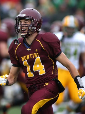 Mitch West, a cornerback from Montini High School in Lombard, Illinois, committed to Purdue on Friday.