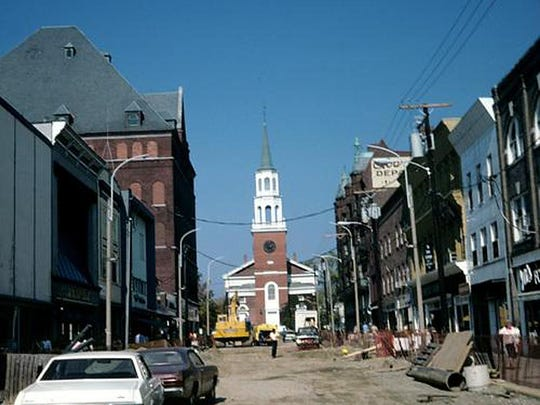 BUR 0828 Church Street history C1