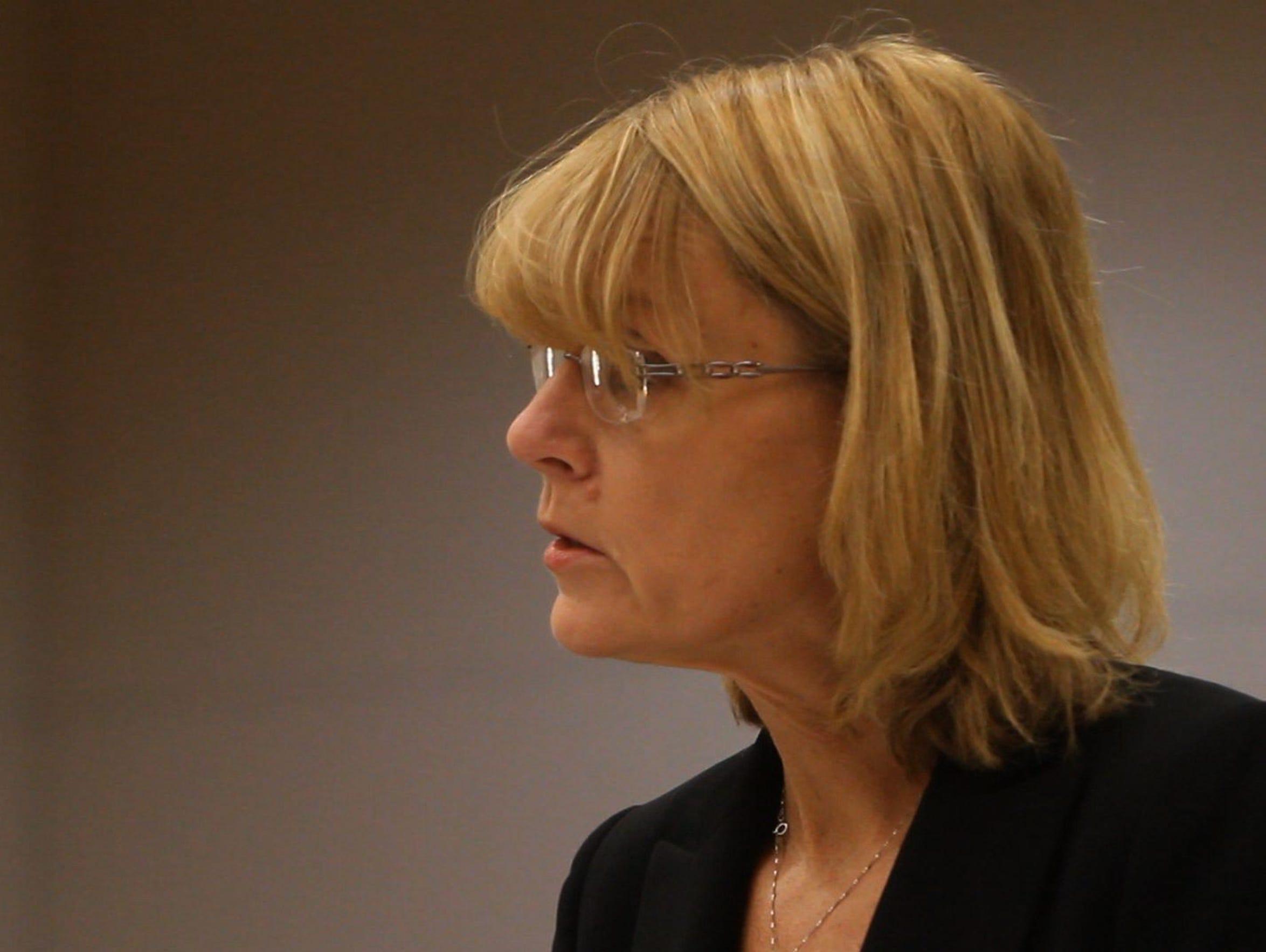 New Jersey Deputy Attorney General Yvonne G. Maher