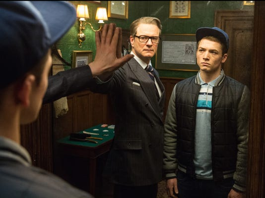Film Review Kingsman The Secret Service