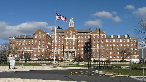 Lebanon VA Medical Center in South Lebanon Township.