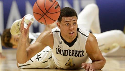Vanderbilt's Wade Baldwin